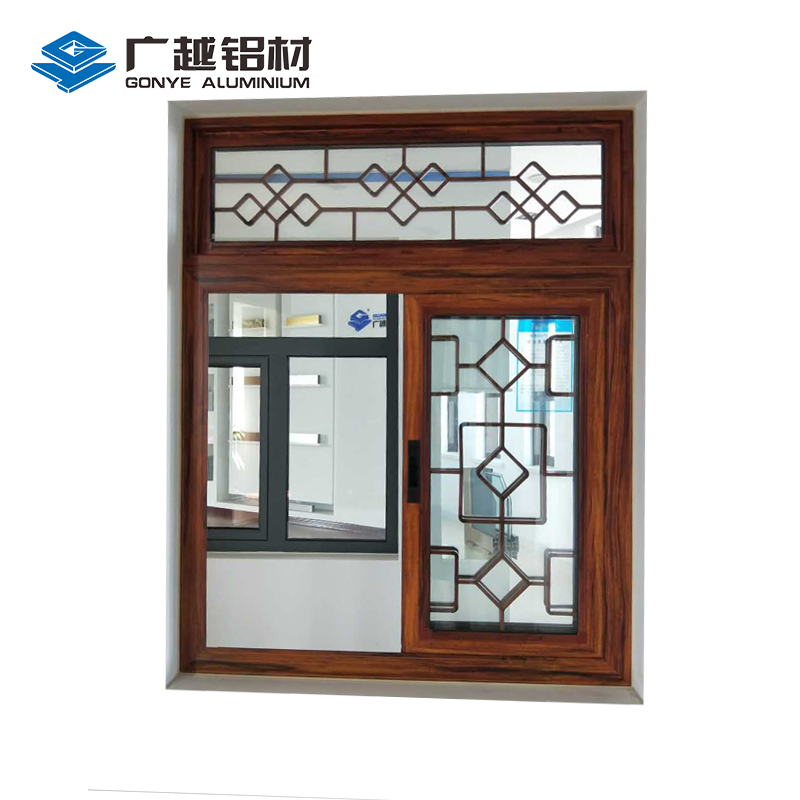 Doors and windows profile aluminium section for window and door