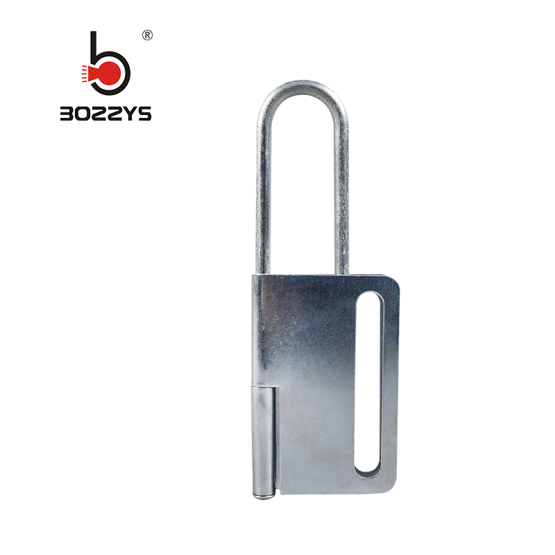 multi-lock hasps isolated electric power security steel rustproof Butterfly hasp