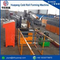 Australia rain gutter roll forming machine company