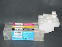 For Roland VP-540i VP-500i VP-300i priter Refillable Ink Cartridge With Auto Reset Chips
