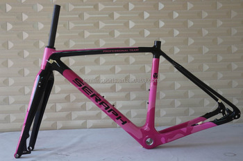 700C Cyclocross Carbon Frame Carbon Road Bicycle Frame Made In China Carbon Bike Frame
