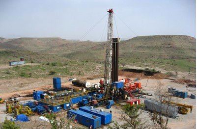 2000m drilling rig