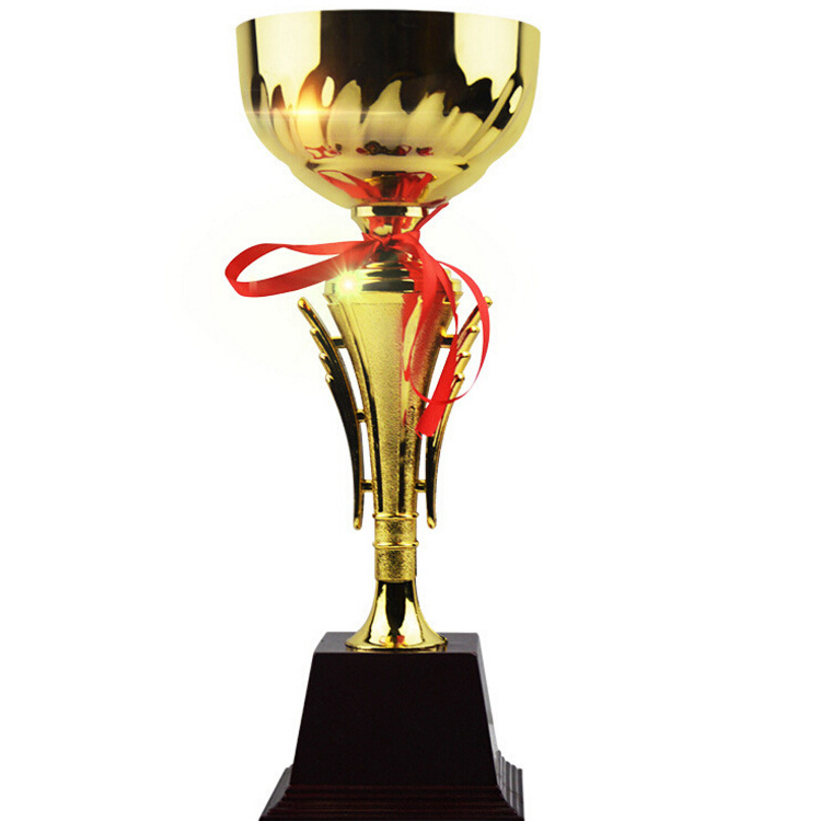 High-end metal trophy cup trophies and cheap cup trophies