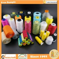 Good Quality and Cheap Price 100% Polyester Sewing Thread