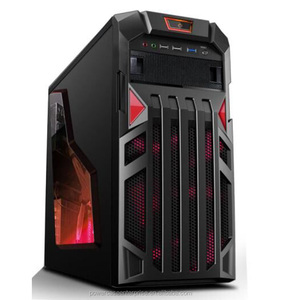 Modern computer case gaming pc cases case