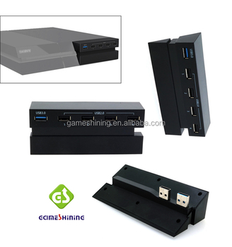 for PS4 Console 2 to 5 USB HUB