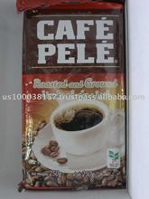 Cafe Pele Ground coffee