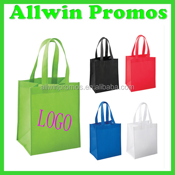Recyclable Non Woven Fabric Bag with Azo Free Logo