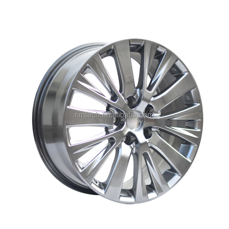 Wholesale useful design chinese cheap high quality durable car alloy wheel