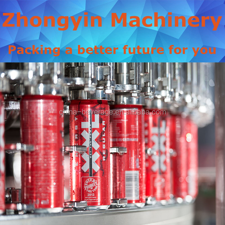 Aseptic cold filling ultra clean automatic fruit canning machine bear filling line bear production line