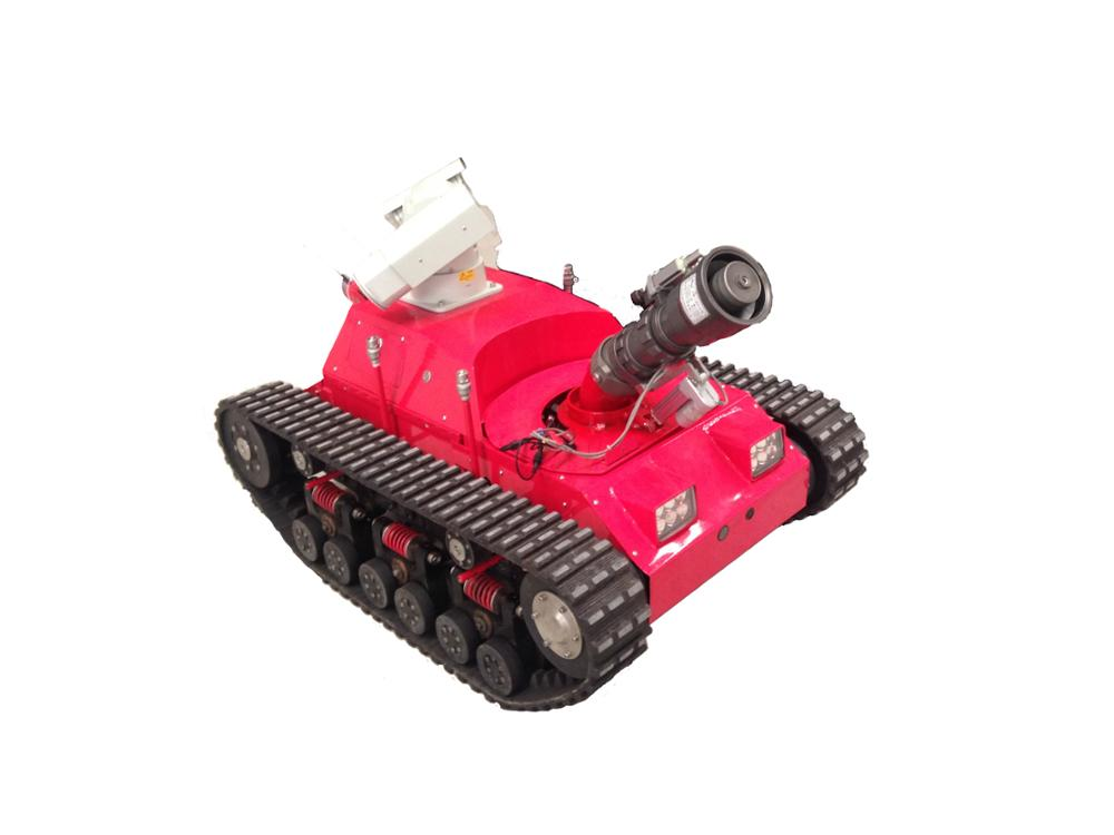 CE Robotic Fire Fighter / fire extinguishing robot