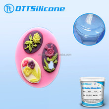 (Food Grade. FDA) Two-Components RTV Liquid Silicone Rubber for Cake/Chocolate/Candy Mold Making