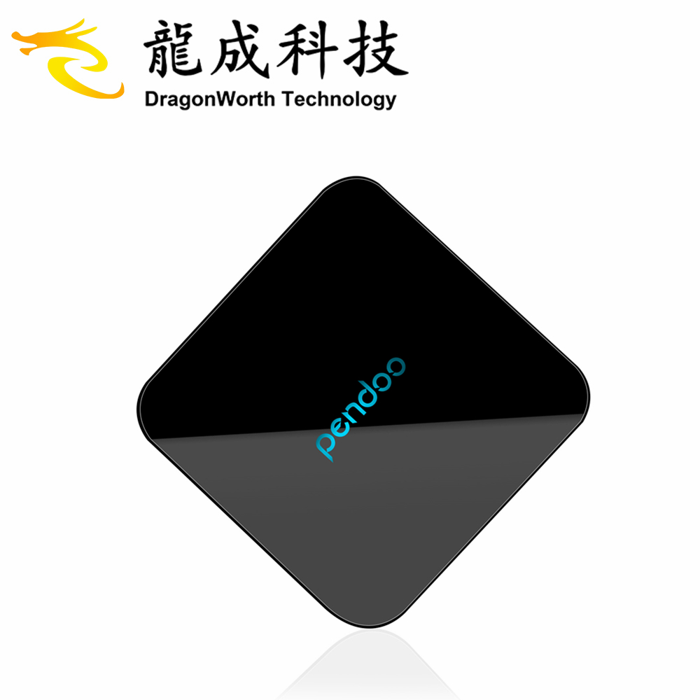 cheapest android tv box H96 pro 4K Amlogic S912 3G16G wholesale android smart tv set top box