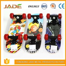 Professional 17 inch skateboard manufacturer design your own low price flying skateboard