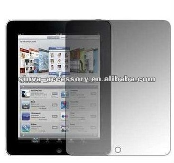 High quality privacy screen protector for ipads
