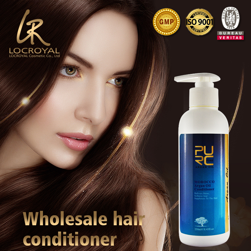 Good quality hair conditioner have argan oil nourish scalp best nutrition for dry hair care