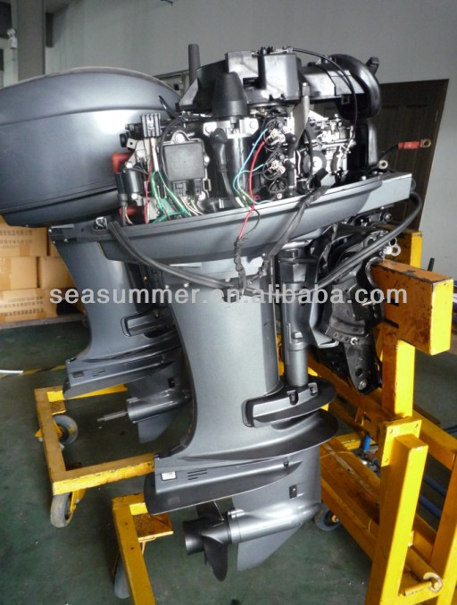Two Stroke 2 Stroke 40hp Outboard Motor With Yam Tech