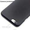 2016 ultra thin slim cell phone case anti scratches cell phone case for iphone 6s