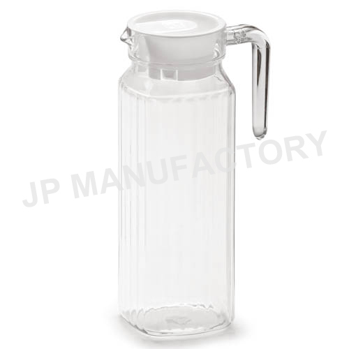 Lines Design Quality 1L Plastic Juice Bottle