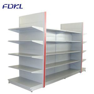 Hot sale shopping shelf display rack used for supermarket