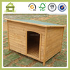 SDD06 best selling sloped roof wooden dog house kennel