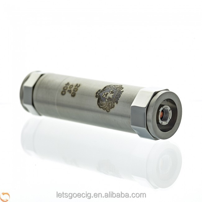 Vaporizer king mod battery holder 18650 detachable parts