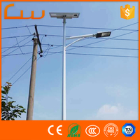 China sell to germant type lamp 6M 80watt li-ion battery quotation format for solar street light