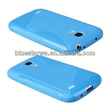 Factory Supply Popular tpu bumper case for samsung i9190 for samsung galaxy s4 mini tpu case
