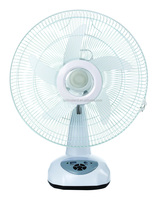 best selling battery operated 16 inch solar rechargeable desk fan