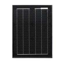 Small customize made easy install 10w 20w 30w 40w solar panel