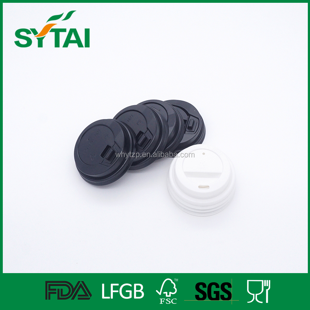 Clear plastic disposable cups dome Lids