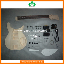 GK040 Double neck electric guitar kits
