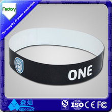 Beautiful China 13.56mhz RFID Wristbands for Party