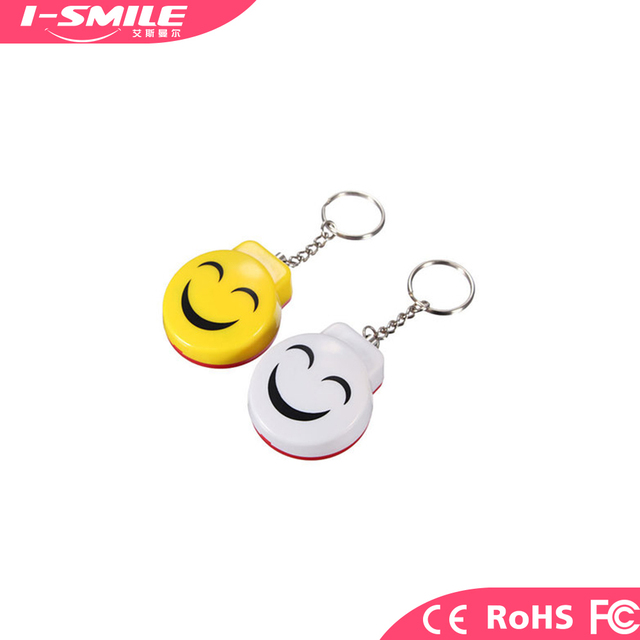 Smiling Face Personal Alarm Protector With Key Ring Personal Emergency Alarm