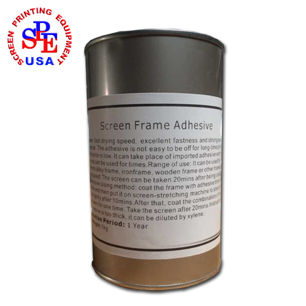 Screen Frame Adhesive Fast Drying Good Quality for Aluminum Screen frame