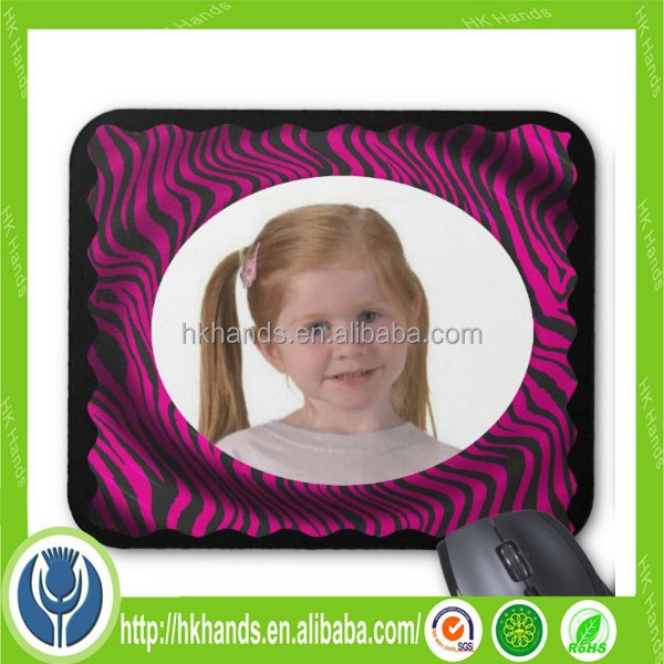 photo frame personalized eva mouse mat