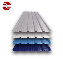 Galvalume Colorful Rolled Roofing Colors