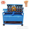 Low Price Wooden Toothpick Processing Production Line Tooth Stick Manufacturing Wood Tooth Picks Making Machine
