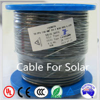 TUV 2 PfG 1169/08.2007 solar pv cable 4mm2