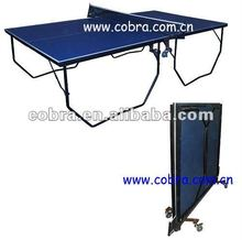 Double Foldable PingPong Table&Table Tennis Table&Tennis Table for indoor
