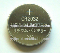 Hot sale cr2032 lithium battery with long life cr2032 holder