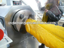 Singel Screw Extruder For Wavy Chips/Round Shape Potato chips/Cereal flour Chips