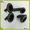 High quality custom order rubber customized silicone machine accessories parts