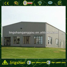 prefab steel structure office with BV certification