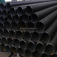 SCh 40 Sch 80 Astm a519 Mild seamless Black steel pipe
