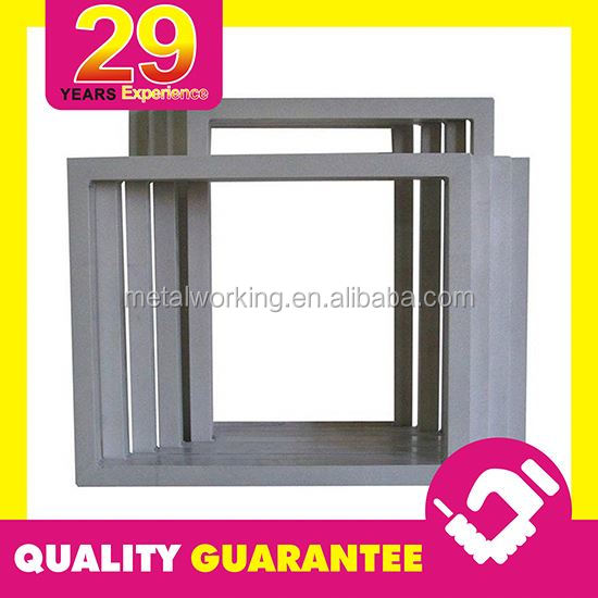 Customized Design Fabrication of Aluminum Windows and Doors with Powder Coating