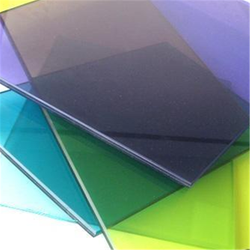 decoration art colourful glass tinted clear float glass