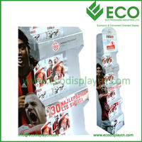 Cardboard Display for World Cup 2014, Energy Drink Display, Poster Display for Sale