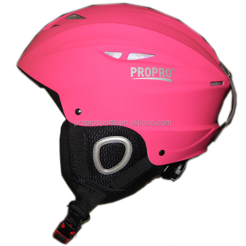 Head Safety Protected Helmet Women Snowboard Helmet
