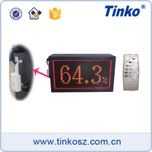 Humidity led displays, indoor led display, digital number led display board